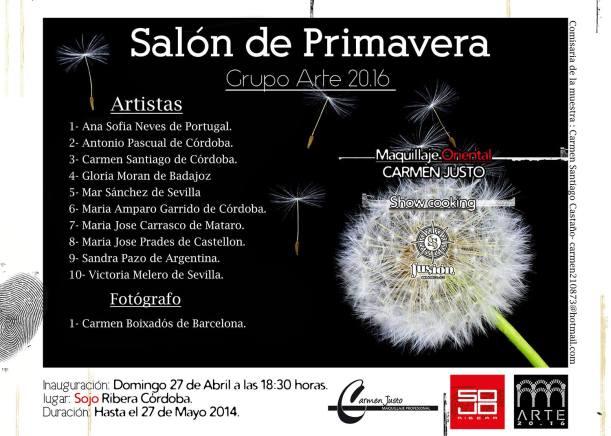 Salon Primavera Arte 20.16